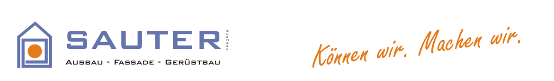 Stuckateur Sauter Logo